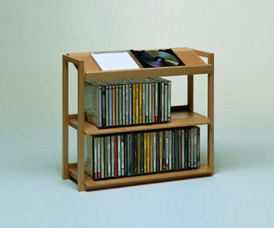 Porta CD by Woodesign | Shelving