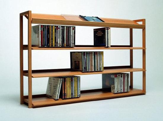 Porta CD by Woodesign | Shelving