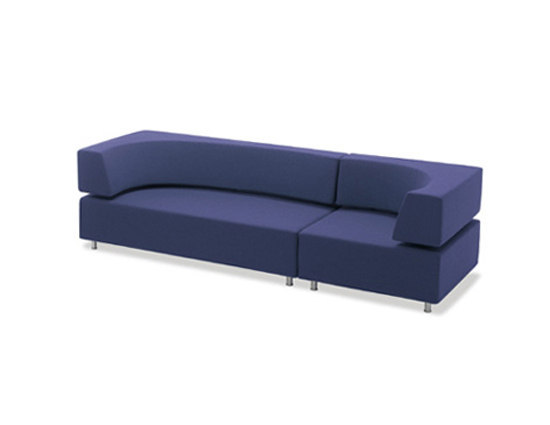 Baia modular seating system by B.R.F. | Lounge sofas