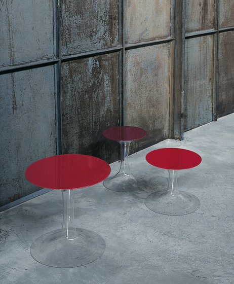 Funghetti by Glas Italia | Side tables