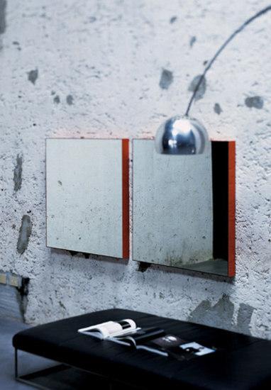 Giano a parete de Glas Italia   Espejos