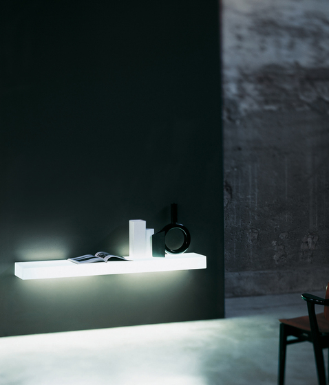 Light-Light by Glas Italia | Shelving