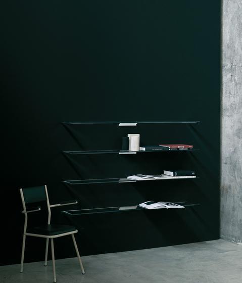 Shine by Glas Italia | Shelves