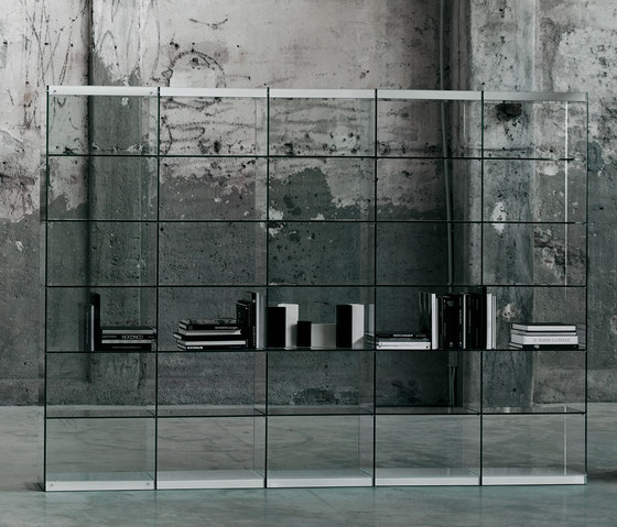 Space by Glas Italia | Shelving