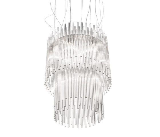 Diadema by Vistosi | Ceiling suspended chandeliers