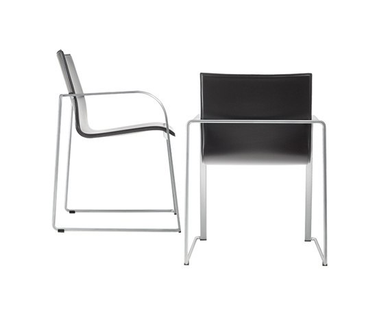 Manta by lapalma | Visitors chairs / Side chairs