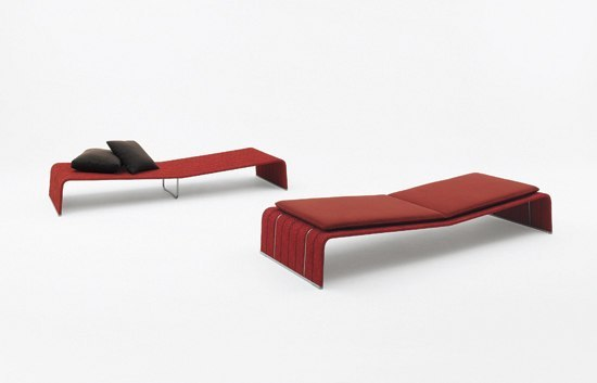 Frame by Paola Lenti | Sun loungers