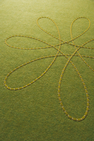 Flower by Paola Lenti | Rugs / Designer rugs