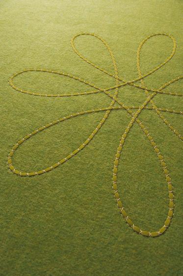 Flower de Paola Lenti | Tapis / Tapis design