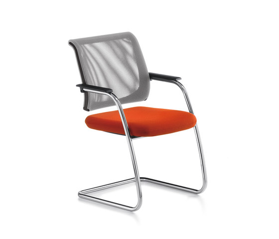 netwin by Sedus Stoll | Visitors chairs / Side chairs