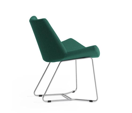 Lotus Easy Chair de +Halle | Chaises