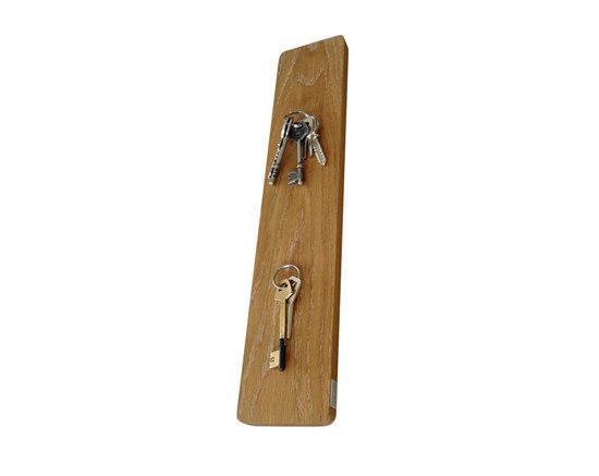 Magnetic key rack by P.O.M. Stockholm | Key cabinets / hooks