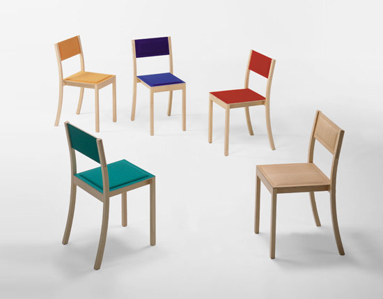 Less chair by Novecentoundici | Multipurpose chairs