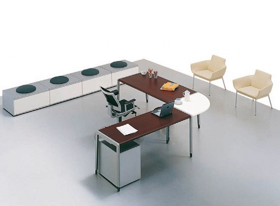 Kiss by Nurus | Individual desks