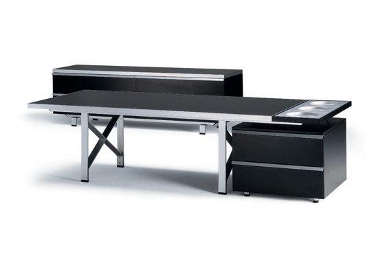 I|X Table High-Tech Theme von Nurus | Direktionstische