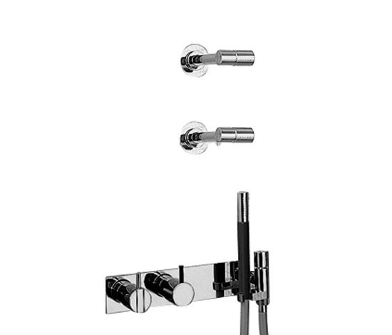 2473-2x081 - One-handle mixer by VOLA | Shower taps / mixers