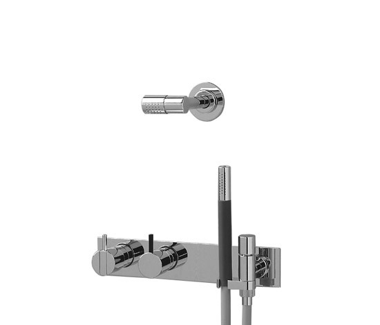 473-081 - One-handle mixer by VOLA | Shower taps / mixers