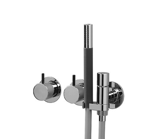 671 - Two-handle mixer by VOLA | Shower taps / mixers