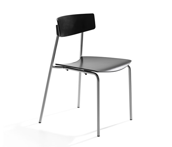 Solo by Randers+Radius | Visitors chairs / Side chairs