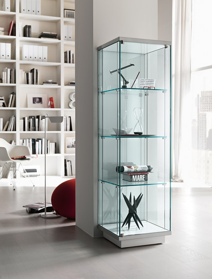 Broadway Vetrina by Tonelli | Display cabinets