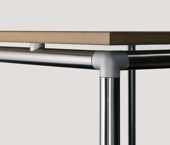 Move-it de Ahrend | Tables collectivités