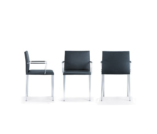 MISURA Chair by Girsberger | Visitors chairs / Side chairs