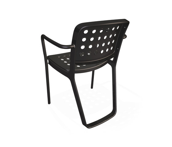 De La Warr Pavillion Chair de Established&Sons | Sillas multiusos
