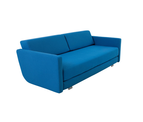 Lounge sofa by Softline A/S | Sofa beds