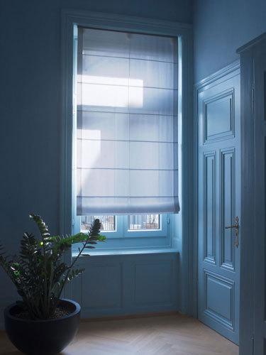 Sistema Raff Silent Gliss 2020 by Silent Gliss | Roman/austrian/festoon blinds