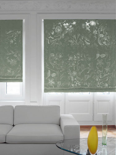 Sistema Raff Silent Gliss 2205 by Silent Gliss | Roman/austrian/festoon blinds