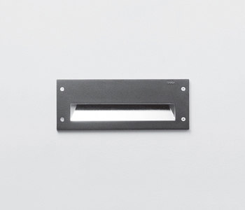 Recessed wall luminaires 2115/2116/2117 by BEGA | General lighting