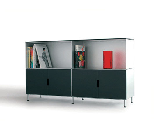 Sideboard, high 529 [System Furniture T71] by Patrick Lindon | Sideboards