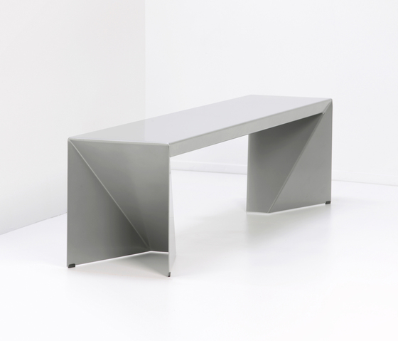 Origami B by van Esch | Waiting area benches