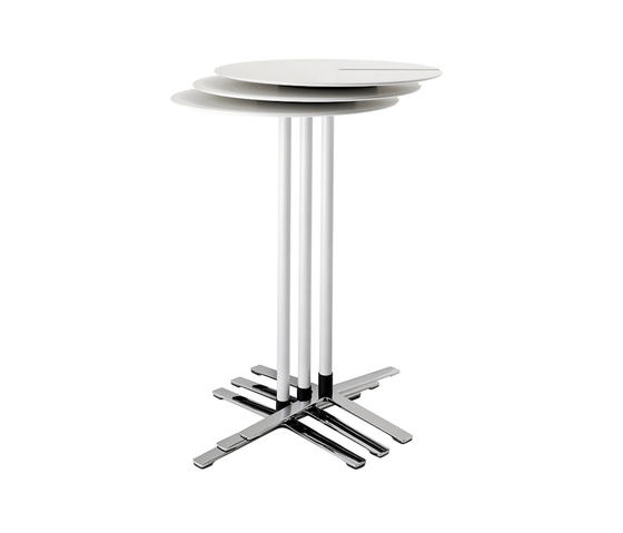Aline 236/3 by Wilkhahn | Bar tables