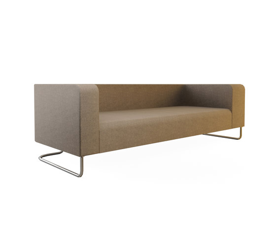 Hi&Lo Double Sofa by Nurus | Lounge sofas