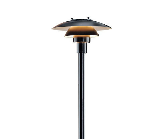 PH 3-2½ Bollard by Louis Poulsen | Bollard lights