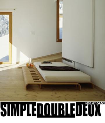 Simpledoubledeux by DGJ Architects & Landscapes | Beds