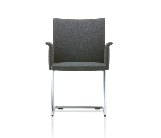 milanosoft 5237/A by Brunner | Visitors chairs / Side chairs