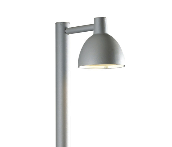 Toldbod 155 Bollard by Louis Poulsen | Bollard lights