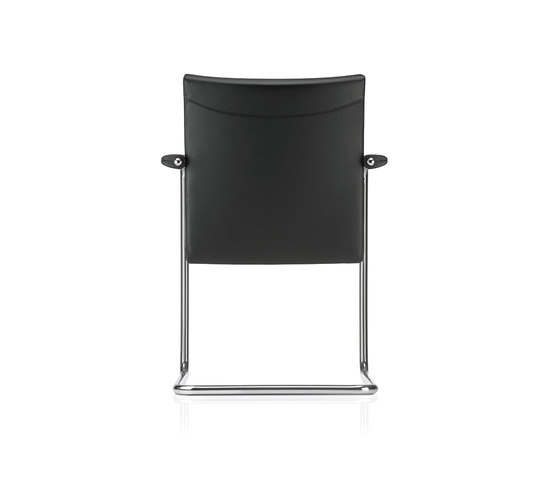 spira.sit 6345/A by Brunner | Visitors chairs / Side chairs