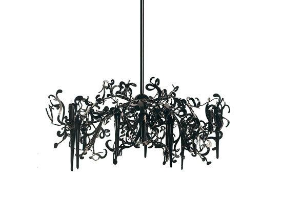 Flower Power hanging lamp by Brand van Egmond | General lighting