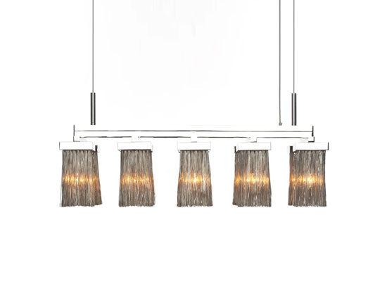Broom hanging lamp de Brand van Egmond | Iluminación general