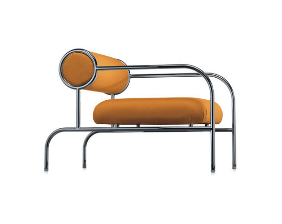 Sofa with Arms | PC/17 by Cappellini | Lounge chairs