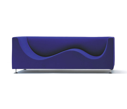 Three Sofa de Luxe | TSA/7 by Cappellini | Lounge sofas