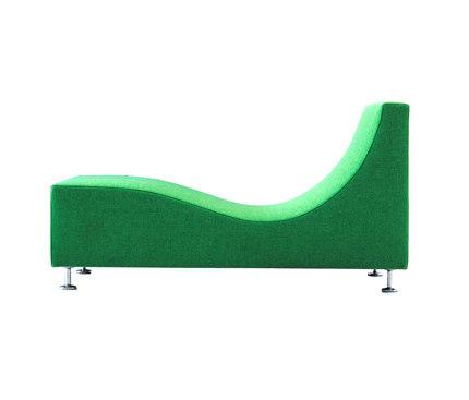 Three Sofa de Luxe | TSA/5 von Cappellini | Chaise Longues