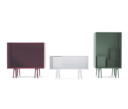 Butterfly by Cappellini | Shelving