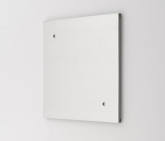 quintessenz Door plate by Meng Informationstechnik | Symbols / Signs