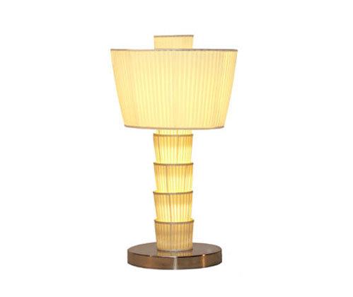 Carlton-2 table lamp by Woka | General lighting