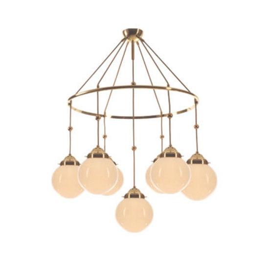 Brioni chandelier by Woka | General lighting