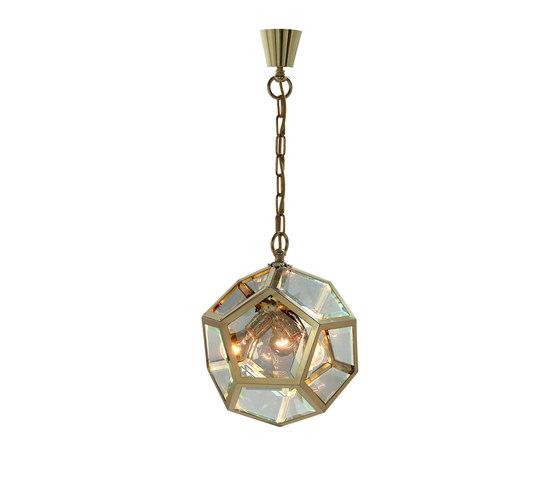 Knize Dodekaeder pendant lamp di Woka | Illuminazione generale